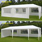 10'X30' Wedding Gazebo BBQ Pavilion Party Tent Easy Set Canopy Outdoor