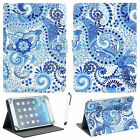 "For 7"" Kobo Glo Arc Touch Tablet / Pendo Pad Universal Stand Leather Case Cover"