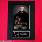 GLEN CAMPBELL Signed Autograph Mounted Photo RE-PRINT A4 279