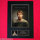 JAMES BLUNT Signed Autograph Mounted Photo RE-PRINT A4 397