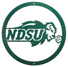 North Dakota State University NDSU BISON Steel Scenic Art Wall Design