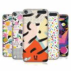 HEAD CASE DESIGNS ASTRATTO NON BASIC COVER RETRO PER APPLE iPOD TOUCH 5G 6G