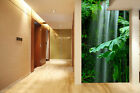 3D leaves waterfall 1 WallPaper Murals Wall Print Decal Wall Deco AJ WALLPAPER