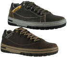 Mens Caterpillar Apa Casual Lace Up Leather Trainers Shoes Sizes 7 to 11