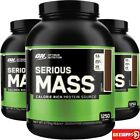 ON Optimum Nutrition Serious Mass 5.4kg 2.7KG Weight Gainer Protein - Chocolate