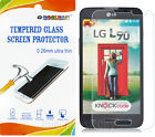 BEST! Premium Slim HD Tempered Film Glass Screen Protector for LG Cell Phones