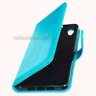 For OnePlus Stylish Card Clip Stand Leather Flip Wallet Soft Skin Case Cover