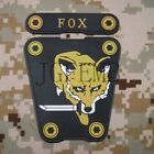 Metal Gear Solid FOX HOUND Special Force Group 3D PVC Patch