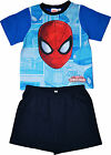 Kids Boys Ultiimate Spider-Man Short Pyjamas Sizes 3 to 10 Years SP80