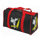 NEW CIMAC MARTIAL ARTS GYM MOTIF HOLDALL DUFFEL SHOULDER BAG