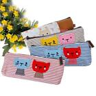 Pouch Cute Cat Pattern Pencil Case Makeup Bag Coin Cellphone Storage Cosmetic