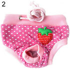 Female Pet Dog Puppy Diaper Pants Physiological Sanitary Short Panty M /L /XL