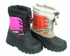 Kids Boys Girls Wellies Wellington Boots Rainy Boots Snow Boots Size 6-2