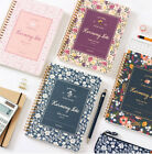 Harmony Spring Notebook School College Journal Scrapbook Note Sketch Study Book