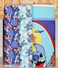 Disney Lilo & Stitch Panel & Coordinating Fabrics bty SOLD SEPARATELY
