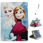 """For Barnes & Noble Nook HD+ 9"""" / HD 7"""" Tablet Universal PU Leather Case Cover"""