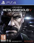 Metal Gear Solid V - Ground Zeroes For PAL PS4 (New & Sealed)
