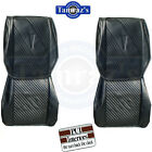 1965 GTO LeMans Front Bucket Seat Upholstery Covers PUI New