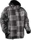 Castle X Surge Tracer Parka Jacket  Mens sizes M-2XL Black Closeout