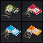 6 Size Home Butterfly Sewing Machine Needles Easy Lay In Threading Differential