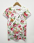 VYB FLORAL ALL OVER PRINT TSHIRT DOPE SWAG TOP MEN MAN GIRL PATTERN STREET PARTY