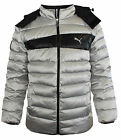 Puma Mens ILP Down Silver Jacket (557480 06) U96