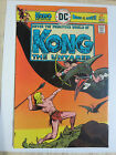 Kong the Untamed (DC 1976) #5 Final Issue Signed by Artist David Wenzel