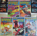 Men of Mystery Comics (AC 1999)#24-35 Lot of 5Diff Golden Age Cheese Reprinted