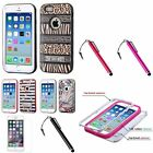 For Apple iPhone 6 (4.7inch) Verge Hybrid Dual Layer Phone Case Cover & Film/Pen