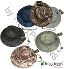 1-FROGG TOGGS HEADWEAR RAIN GEAR-FTH101 BUCKET HAT-FLY FISHING-SUN WATERPROOF