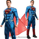 CL856 Batman vs Superman Dawn of Justice Superman Muscle Hero Fancy Mens Costume