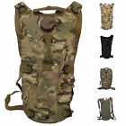 Snowboarding Hiking Tactical  Bladder Hydration System 3L Water Bag Backpack