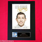 LEE EVANS Autograph Mounted Signed Photo RE-PRINT Print A4 100