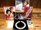 JACKIE KENNEDY~PEARL NECKLACE FROM FRANKLIN MINT~NEW WITH ALL PAPER WORK  EXTRAS