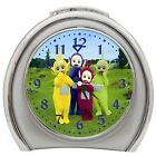TELETUBBIES ALARM CLOCK NIGHT LIGHT TRAVEL TABLE DESK NEW