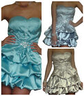 Ladies Dress Womens Evening Party Cocktail Prom New Sexy Mini Size 8 10 12 14 16
