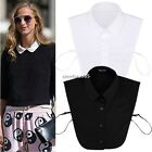 New Fashion Women/Girl Detachable Faux Fake Lapel Shirt Collar Necklace Choker