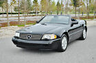 Mercedes%2DBenz%3A+SL%2DClass+SL500+Roadster+Low+Mileage+Clean+Carfax+NO+RESERVE