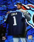 Jack Conklin Tennessee Titans 2016 NFL Draft Photo SY226 (Select Size)