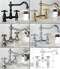 HEAVY QUALIT TRADITIONAL BRIDGE KITCHEN MIXER TAP RRP £220