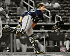 Jonathan Lucroy Milwaukee Brewers Licensed Fine Art Prints (Select Photo & Size)