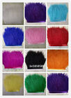 Pretty 1-100yards 8-10 cm /3.2-4 inch Natural Ostrich Feathers ribbon Multicolor
