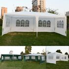 Outdoor Canopy Party Wedding Tent Heavy duty Cater Events Gazebo Pavilion10'x20'