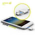 WSKEN Micro USB Data Charger Metal Magnetic Charging Cable For Samsung LG HTC