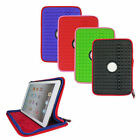 "7.9"" 360 Rotating Zipper Case Cover Skin Pouch Stand For iPad mini 7.9"" Tablet"
