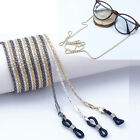 Reading Glasses Spectacles Sunglasses Glasses Holder Neck Cord Metal Strap Chain image