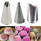 New DIY Stainless Steel Cake Mold Icing Piping Nozzle Fondant Cookie Pastry Tool
