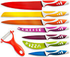 OxGord Professional Chef Knife Set  Multi Use 8pc Gift Box for Home Kitchen