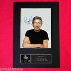 ROGER WATERS Pink Floyd Autograph Mounted Signed Photo RE-PRINT A4 377