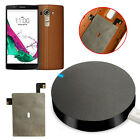 Qi Wireless Charger Charging Pad + Receiver Sticker with NFC Ic Chip For LG G4